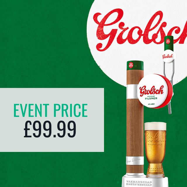 Groslch - Event Price £99.99