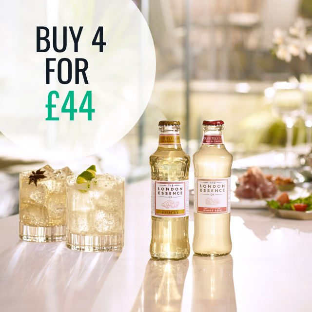 London Essence - Buy 4 for £44