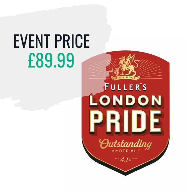 London Pride - Event Price £89.99